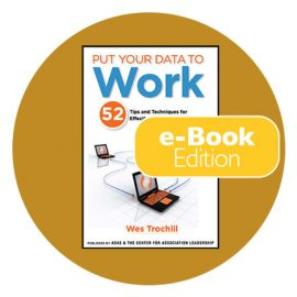 Put Your Data to Work e-Book