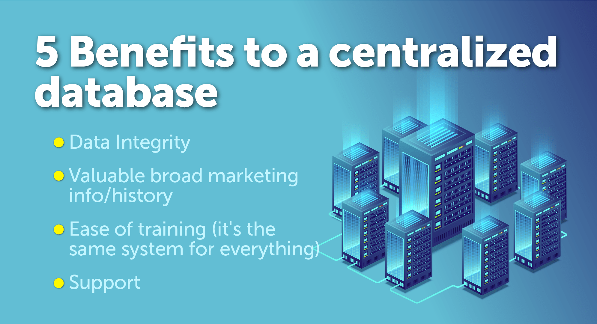 Why Should You Have a Centralized System?